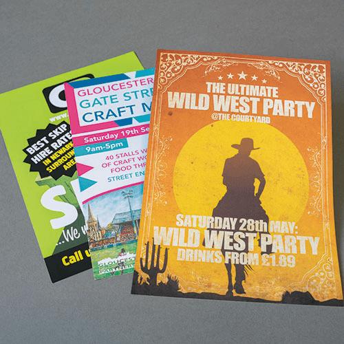 Leaflet Printing Cambridge